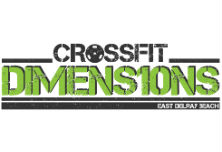 Crossfit Dimensions - East Delray Beach - Affiliate