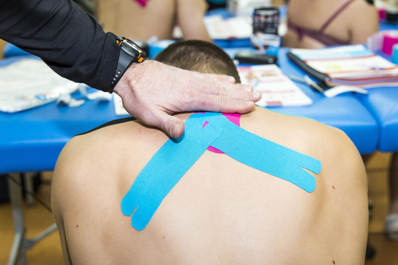 Kinesiotaping - Chiropractor Near Me - Dr Khatami