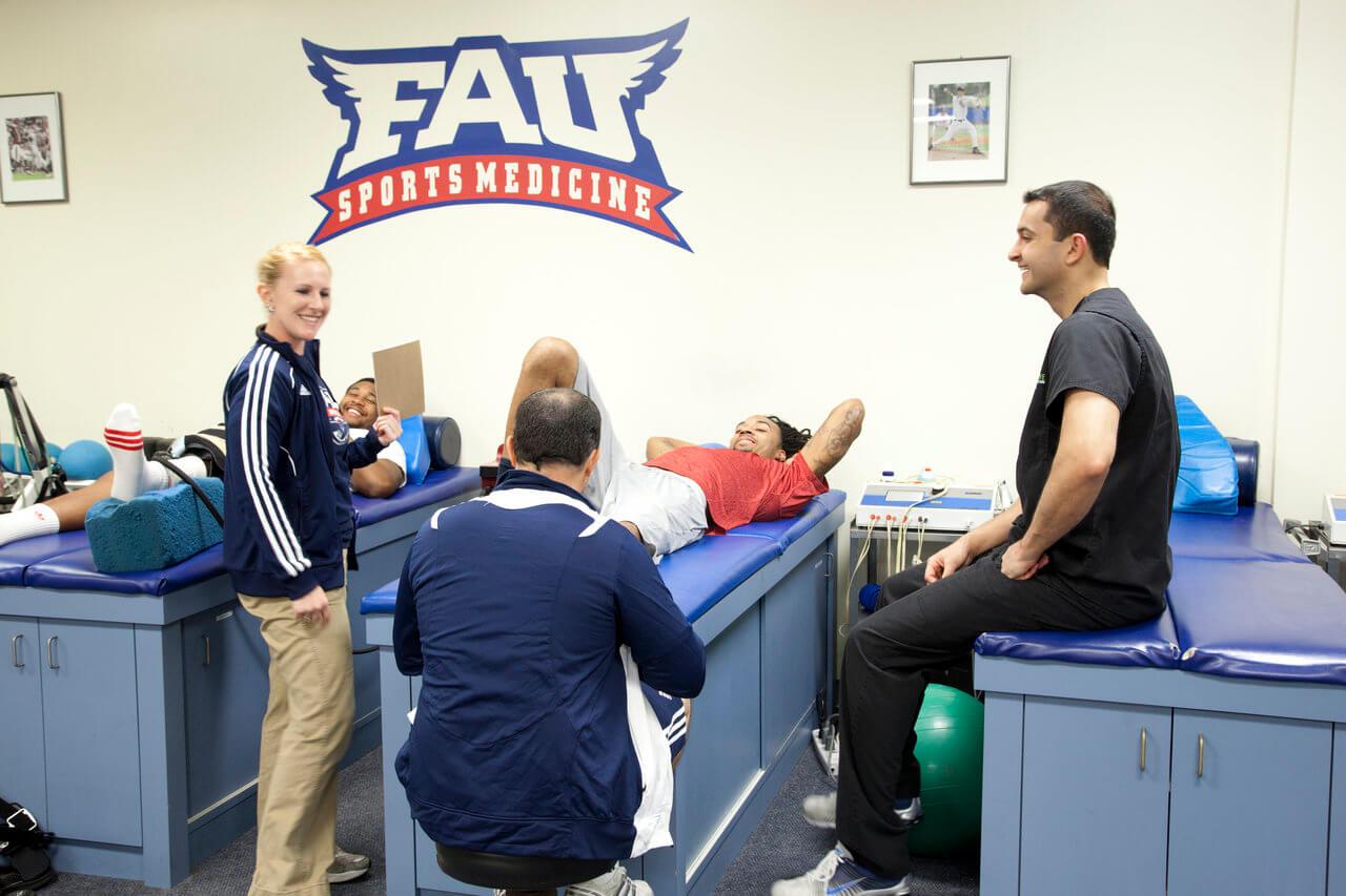 FAU Athletic Chiropractor - Dr Khatami - Boca Raton, FL