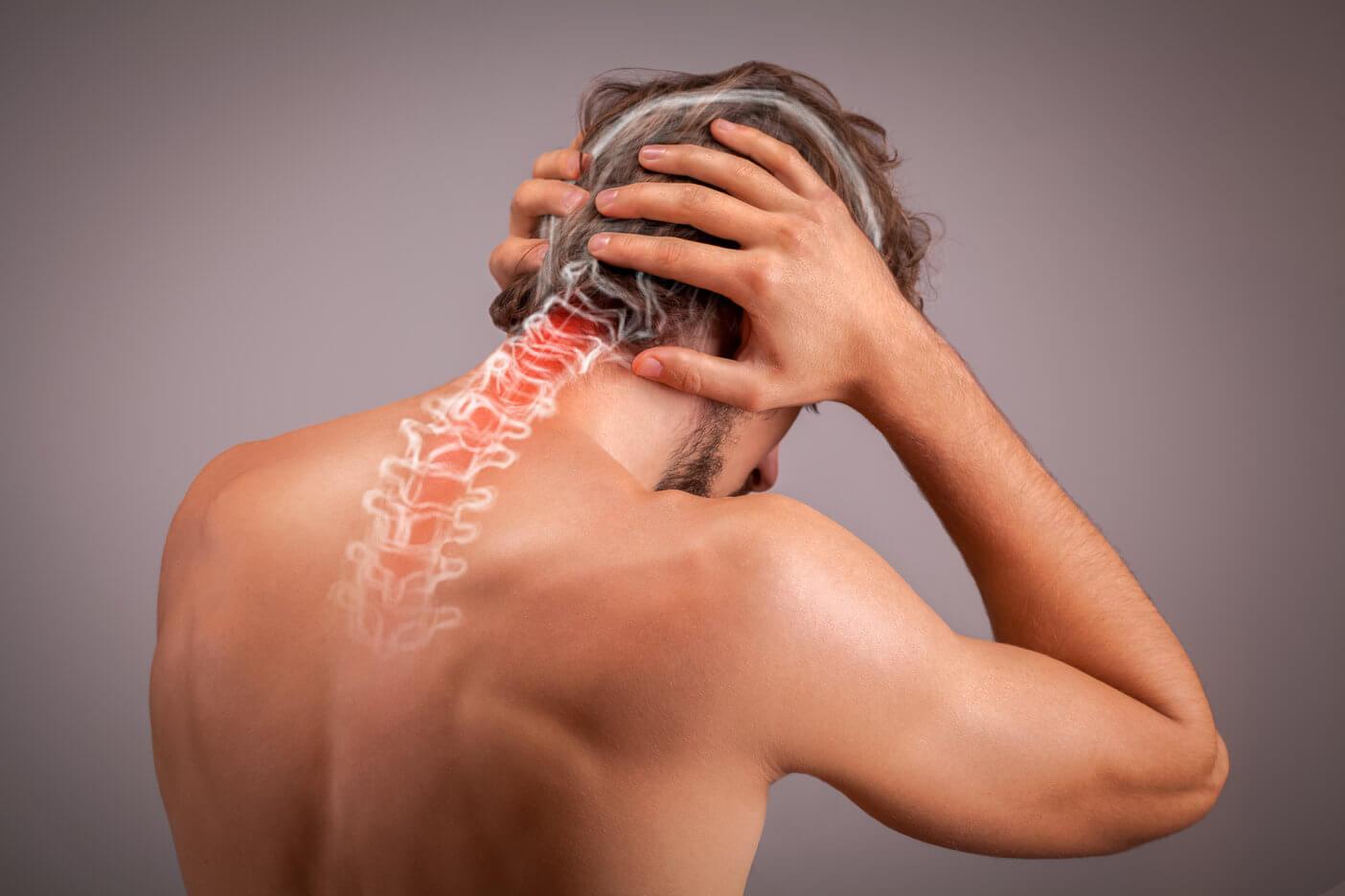 Neck Pain Treatment - Pinched Nerve - Dr Khatami