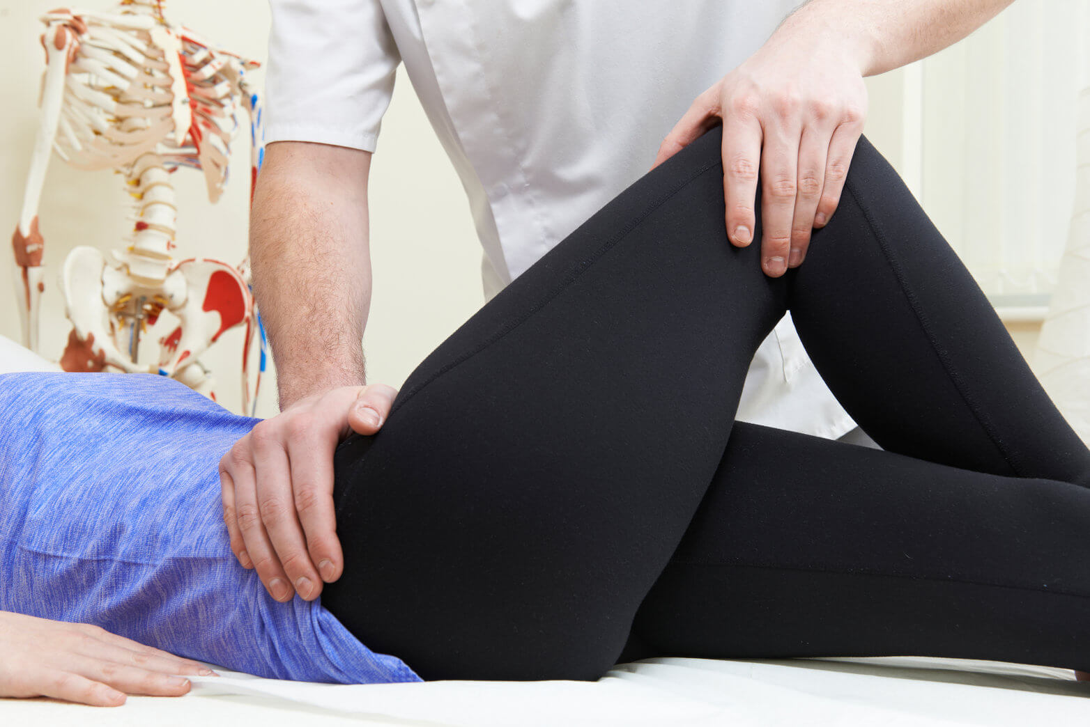 Hip Dysfunction - Spinal Decompression - Chiro